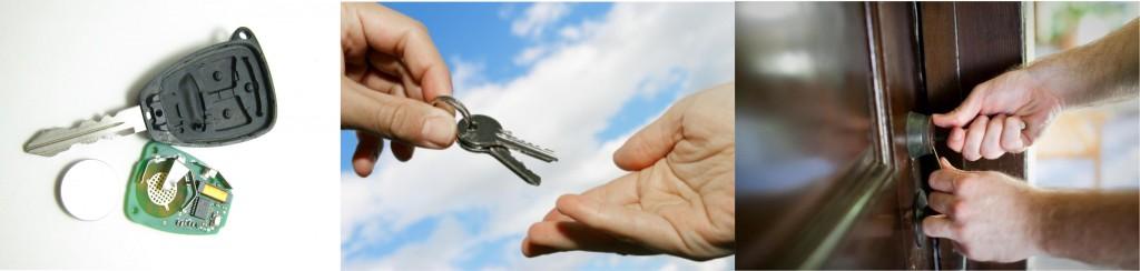 Chaveiro - Cópia de chaves e reparos